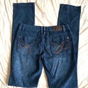 Dollhouse corduroy pants